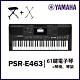 YAMAHA PSR-E463 /61鍵電子琴/套組(含琴、琴椅、琴架)/入門推薦 product thumbnail 1