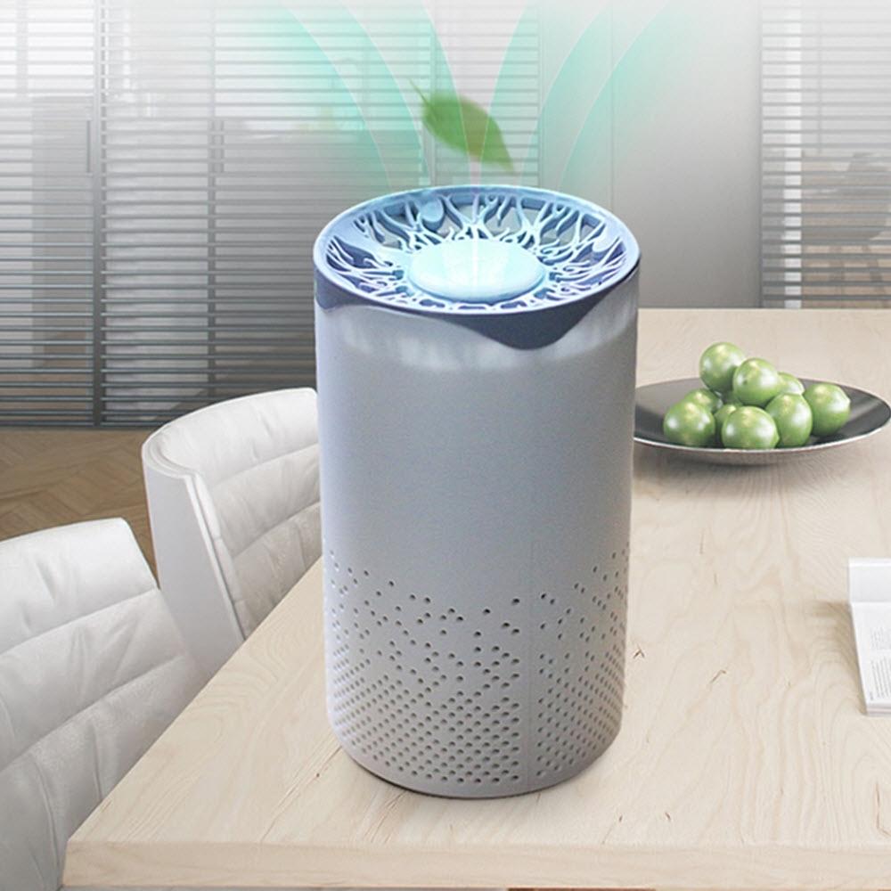 桌上型UV紫外線淨化空氣清淨機 ST-8