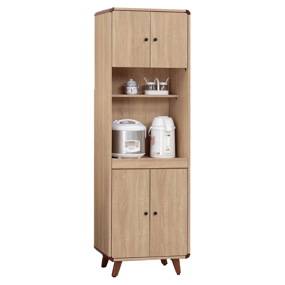 H&D 柏克2x7尺收納餐櫃