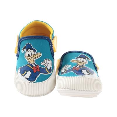 魔法Baby童鞋 寶寶鞋 台灣製迪士尼唐老鴨正版強止滑兒童外出鞋 sk1087