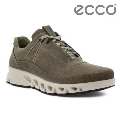 ECCO MULTI-VENT M 全方位城市戶外防水運動休閒鞋 男鞋 草綠色