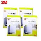 3M 淨呼吸空氣清淨機-超優淨型機替換濾網(MFAC-01F)(買三送一超值組)