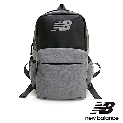 New Balance 小型休閒後背包 灰色SPL1805PM