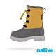 native 大童鞋 JIMMY 3.0 小獵鴨靴-芥末黃x灰 product thumbnail 1