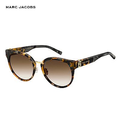 Marc Jacobs- MARC 249/F/S  都會個性貓眼太陽眼鏡 玳瑁色