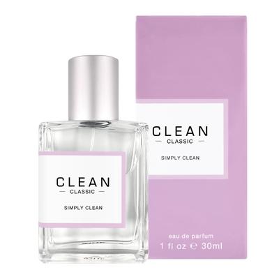 CLEAN 簡單乾淨女性淡香精 香水 30ml Simply Clean EDP