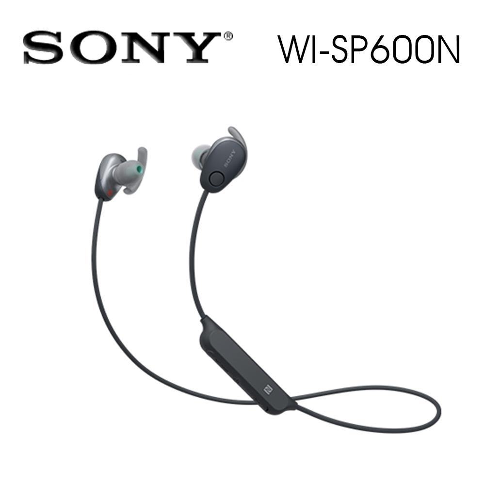 SONY WI-SP600N 無線藍牙 降噪運動防水繞頸式耳機