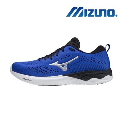 【MIZUNO 美津濃】WAVE REVOLT 02 男慢跑鞋(J1GC218104)
