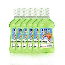 (買三送三) 德恩奈兒童漱口水500ml-共六瓶