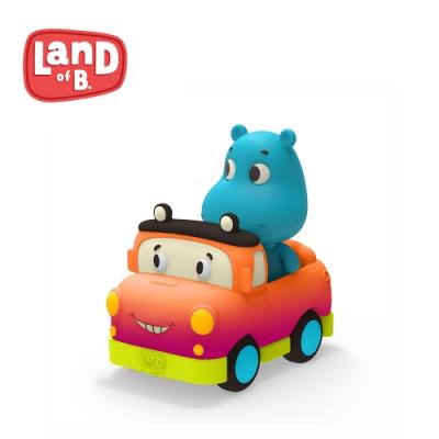 B.Toys 迷你車長-噴噴與穆迪_Land of B.系列