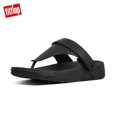 FitFlop ETHAN TOE THONGS 簡約休閒夾腳涼鞋 靚黑色