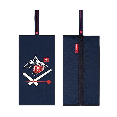 MONDAINE瑞士國鐵鞋袋 - Rigi瑞吉峰 / 藍