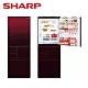 [下單再折] SHARP 夏普 502L 自動除菌離子變頻觸控左右開冰箱 星鑽紅 SJ-WX50ET-R product thumbnail 2