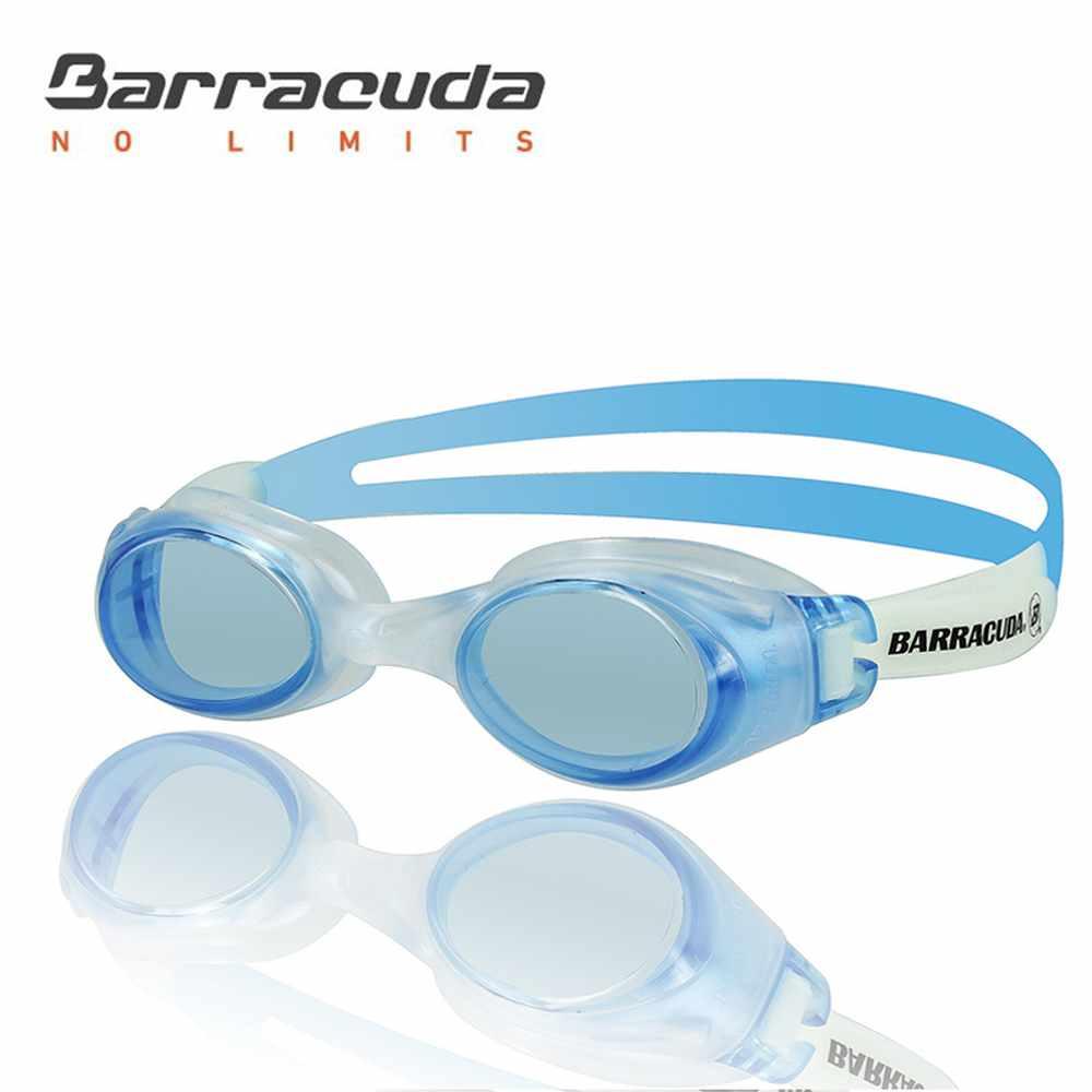 巴洛酷達 成人運動型抗UV防霧泳鏡 Barracuda SUBMERGE #13355