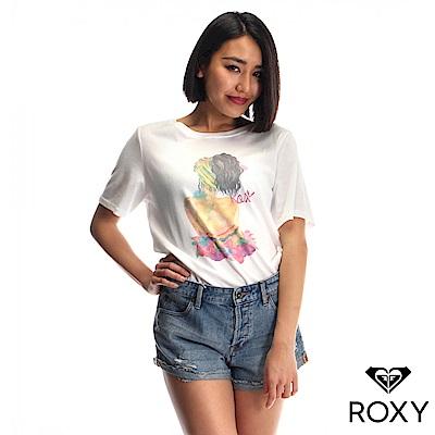 【ROXY】MIRA MEETS ROXY CUBAN GIRL T恤