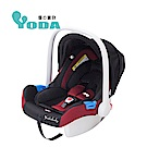 YoDa 嬰兒提籃式安全座椅-魅力紅