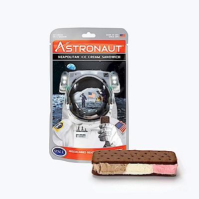 賽先生科學 太空食品 太空冰淇淋餅乾二入 (兩款口味任選)