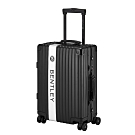 BENTLEY 20吋全鋁鎂合金LOGO版行李箱-黑