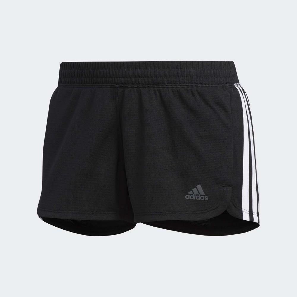 adidas 短褲 Pacer 3-Stripes Knit 女款 @ Y!購物