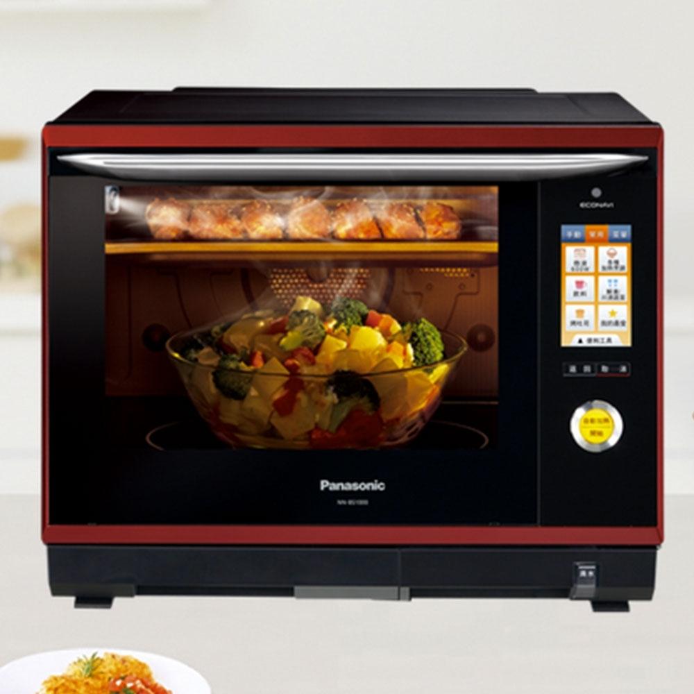 [熱銷推薦]Panasonic國際牌 32L蒸氣烘烤微波爐NN-BS1000