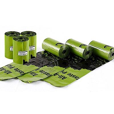 DYY》可分解環保撿便袋補充單卷裝22cm*33cm-15入/捲(共10捲)