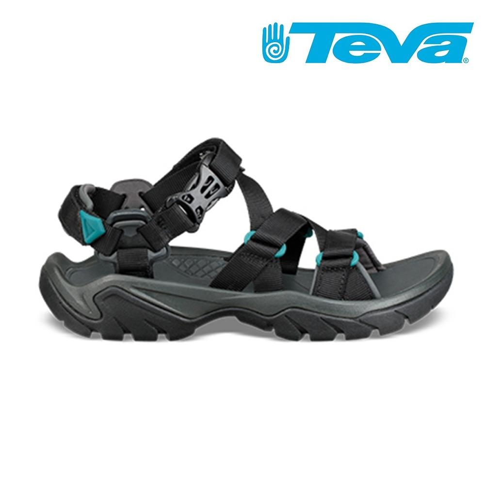 TEVA Terra Fi 5 Sport 女 經典水陸健行涼鞋 黑色 TV1102457BLK