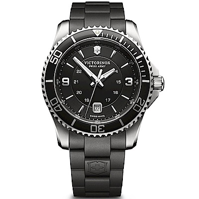 VICTORINOX瑞士維氏Maverick Large腕錶(VISA-241698)