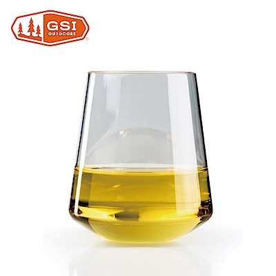【美國GSI】不倒翁白酒杯(340ml)X3入