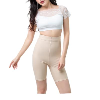 【Marena 瑪芮娜】日常塑身運動系列 輕塑高腰五分塑身褲-膚色
