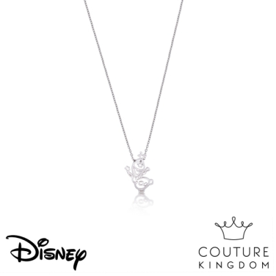 Disney Jewellery by Couture Kingdom冰雪奇緣鏤空雪寶項鍊