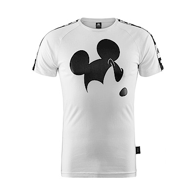 KAPPA義大利 迪士尼精典限量款純棉短袖衫~白304IRX0TSH912