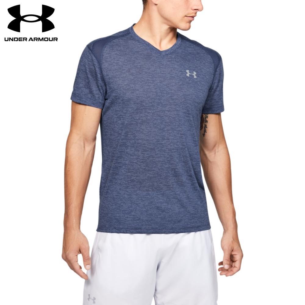【UNDER ARMOUR】UA 男 Streaker 2.0短T-Shirt