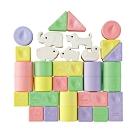 日本People 彩色米的動物積木組合(米製品玩具系列/新生禮/滿月禮)