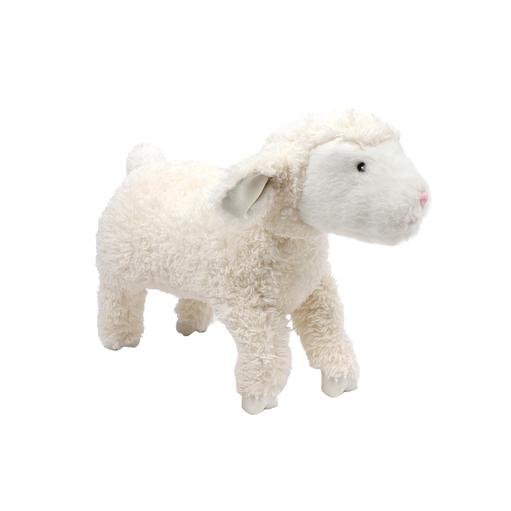 agnes b. b.sheep 白色小羊玩偶