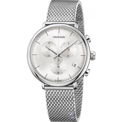 Calvin Klein 巔峰系列復刻計時腕錶(K8M27126)43mm