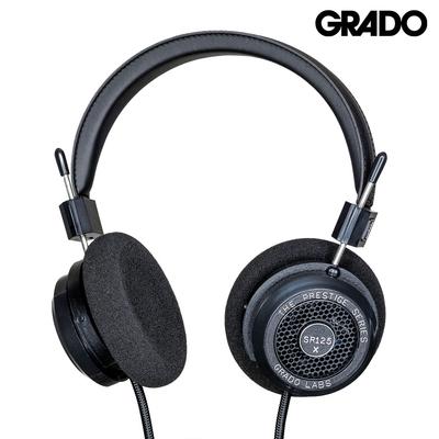GRADO Prestige 系列 SR125x 開放式耳罩耳機