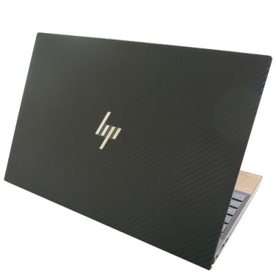 EZstick HP Envy 13-aq1029TX 曜石黑 專用 黑色立體紋機身貼