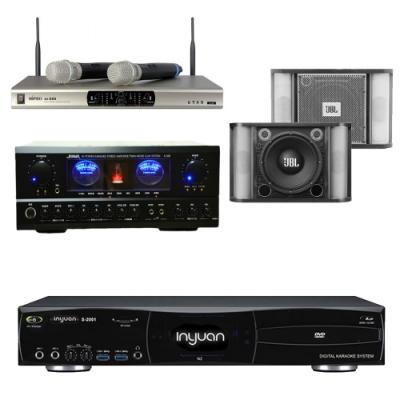 音圓 N2+SUGAR A-500+JBL RM-8+MI-888(伴唱機 4TB+卡拉OK套組)