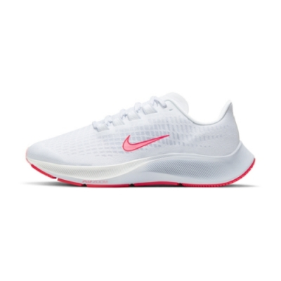 Nike Air Zoom Pegasus 37 VT 女慢跑鞋-白粉-DJ4019104