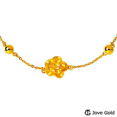 Jove Gold 漾金飾 風姿黃金手鍊