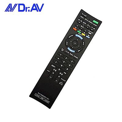 【Dr.AV 】RM-CD001新力液晶電視專用遙控器