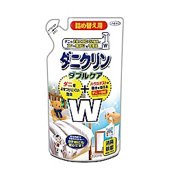UYEKI日本植木 W雙效型 防蹣噴液補充包230ml