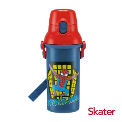 Skater直飲冷水壺 (480ml) SPIDERMAN