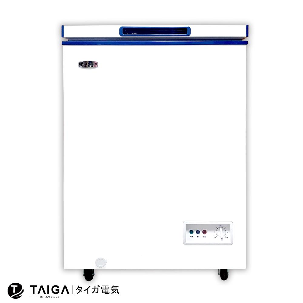 【全新福利品】大河TAIGA 108L臥式冷凍櫃