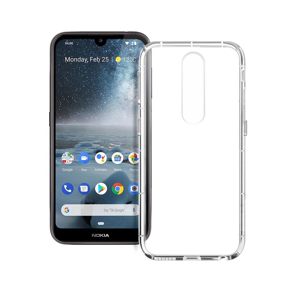 Xmart for Nokia 4.2 加強四角防摔空壓殼