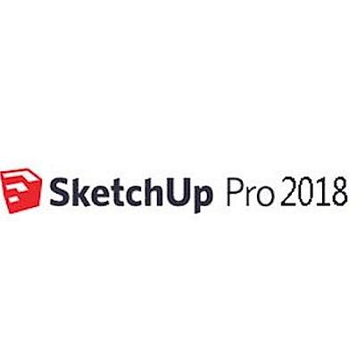 SketchUp Pro 2018 繁體中文版-永久授權 (Mac/Win)