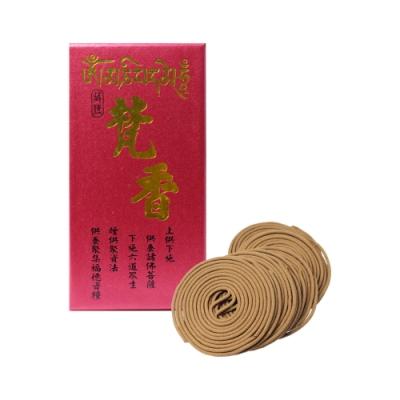 心海文物 4小時藏傳梵香盤香48片(SH-0024)