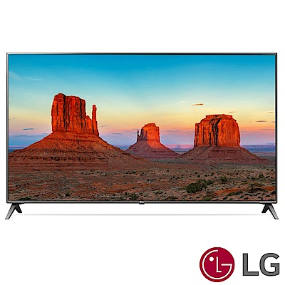 LG 50UK6500PWC (4K)50型液晶電視