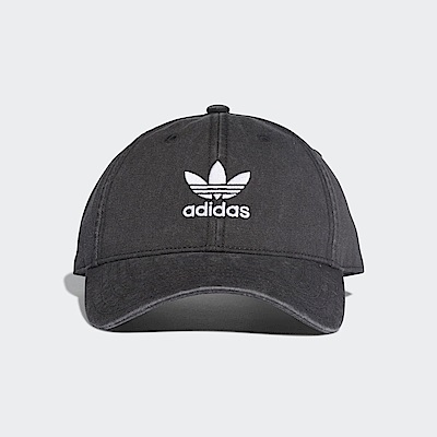 adidas 老帽 Adicolor Washed Cap 男女款