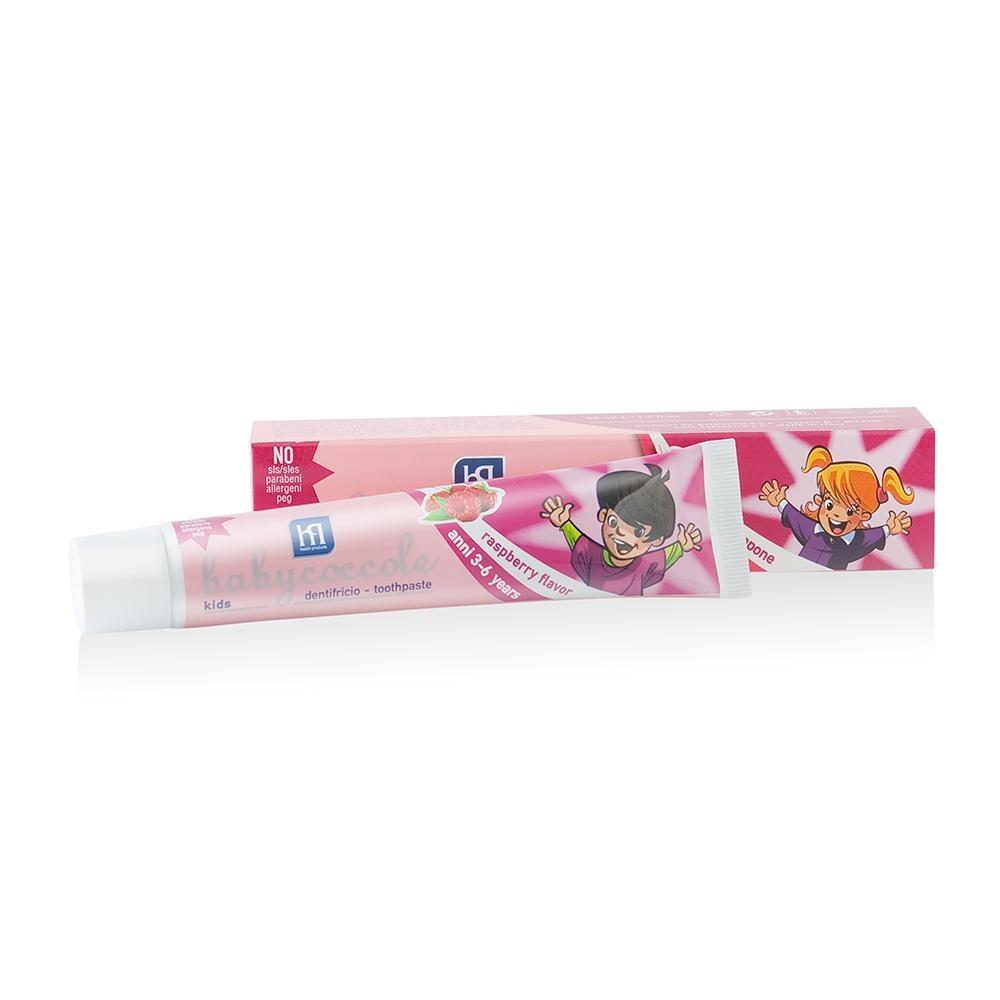 寶貝可可麗 babycoccole 兒童牙膏-莓果口味 (3-6歲適用)